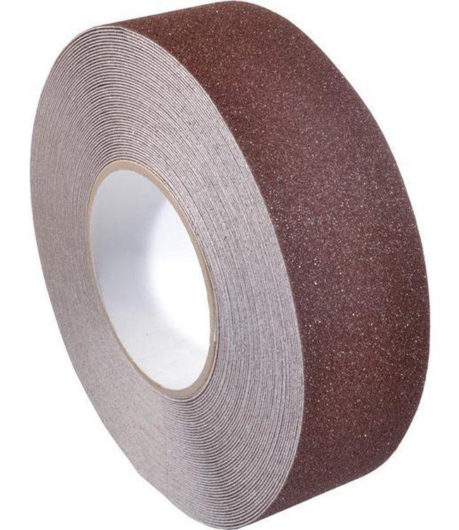TD47 Antislip tape 50mm x 18,3m Bruin