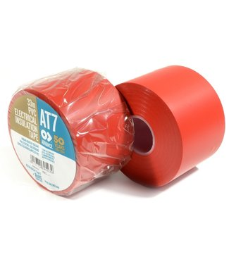 Advance Advance At7 PVC Tape 50mm x 33m rouge