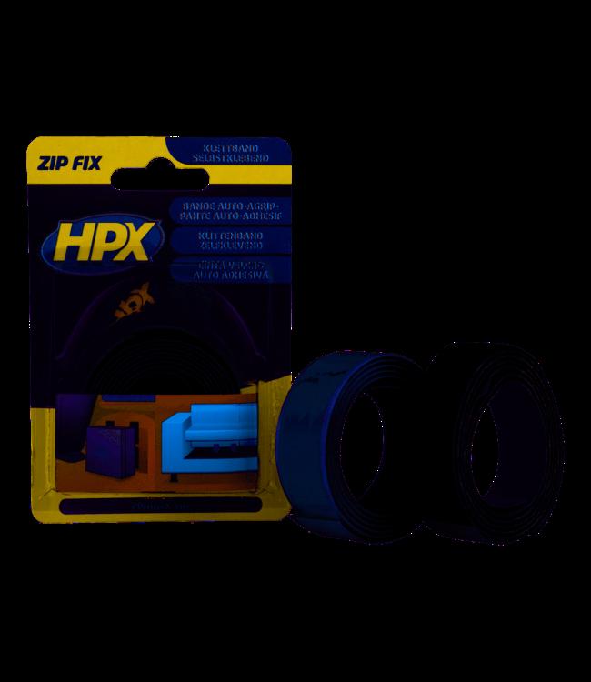 HPX Zip Fix Klittenband 20mm x 1m