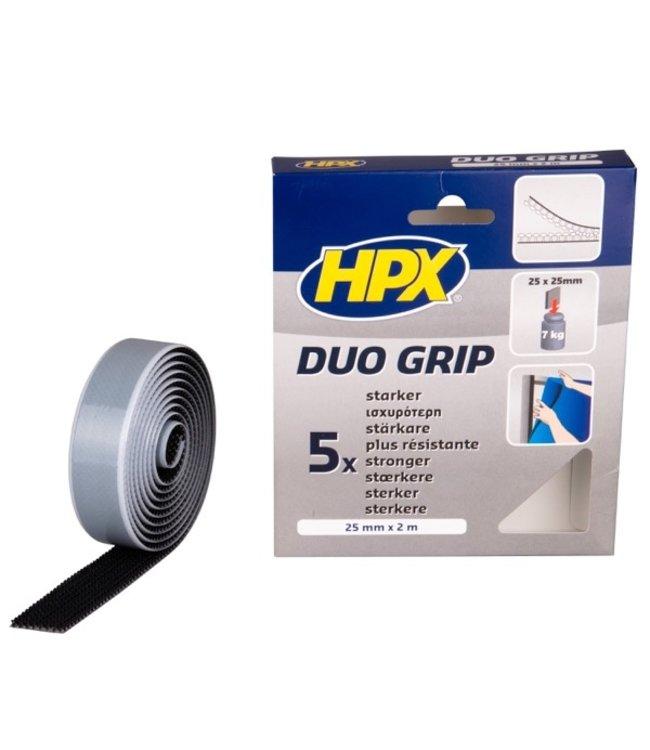 HPX Duo Grip klikbevestiging 25mm x 2m