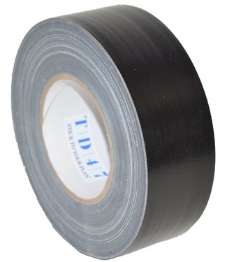 TD47 Products TD47 Pro70 Duct Tape 38mm x 50m Schwarz