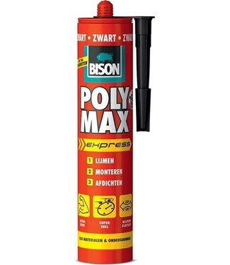 Bison Bison Polymax Express Kit 425g Schwarz