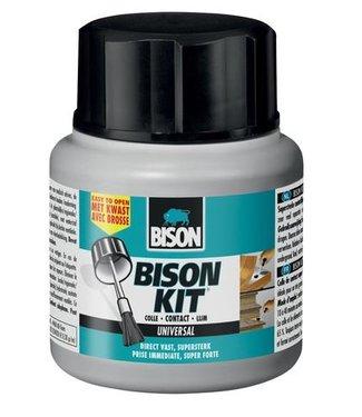 Bison Kit de bison Flacon avec brosse 125ml