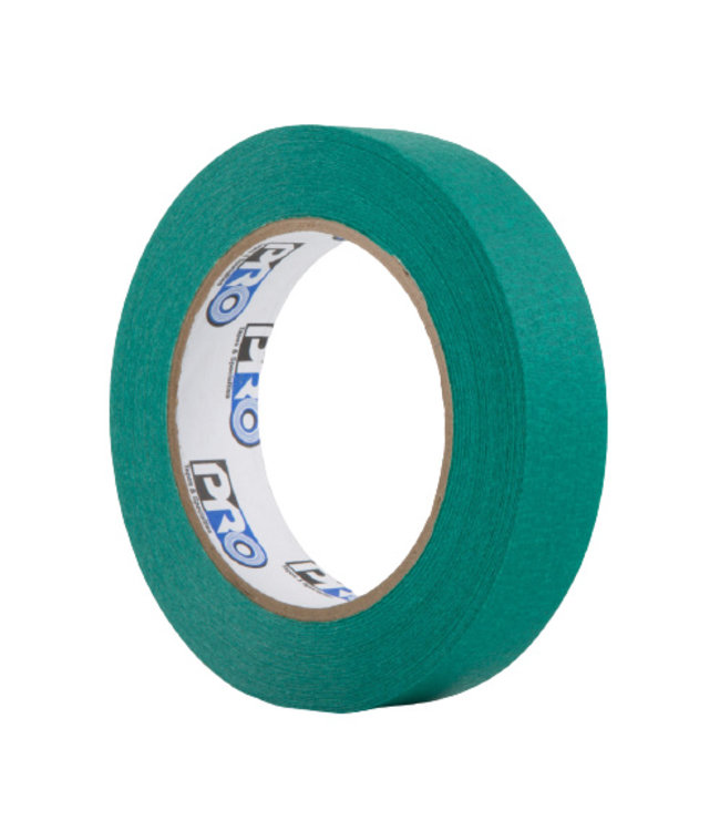 Pro Tapes ProTapes Pro 46 Artist Masking paper tape 24mm x 55m Groen