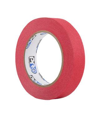 Pro Tapes ProTapes Pro 46 Artist Masking paper tape 24mm x 55m Rood