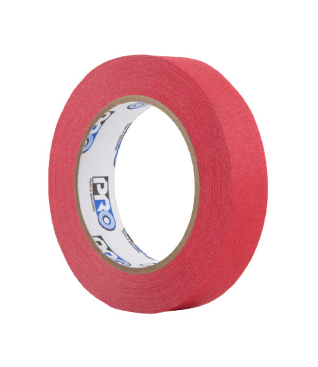Pro Tapes ProTapes Pro 46 Künstler Masking Papierband 24mm x 55m Red