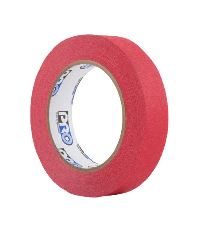 ProTapes Pro 46 Artist Masking paper tape 24mm x 55m Rood