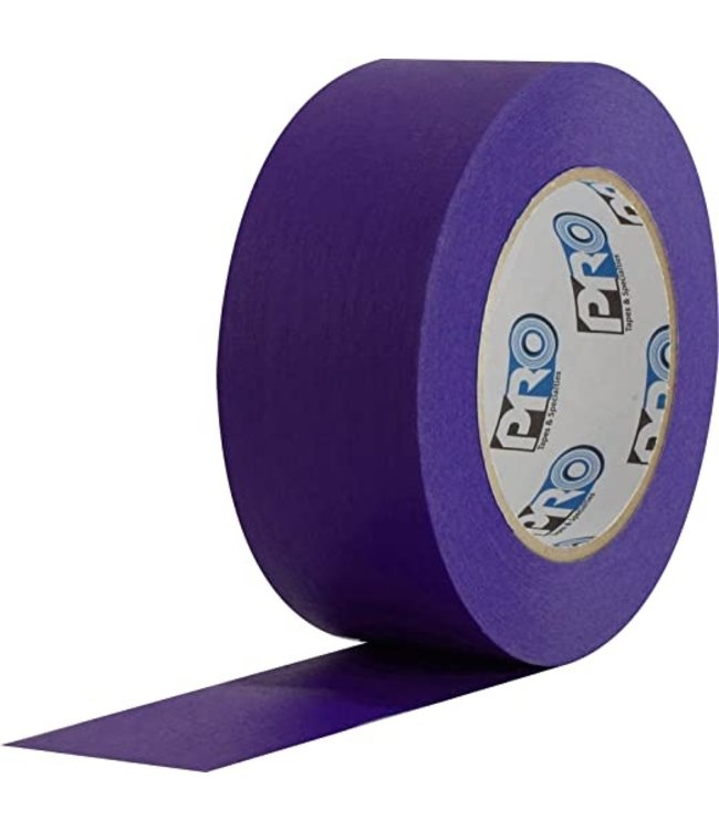 ProTapes Pro 46 Artist Masking paper tape 48mm x 55m Paars