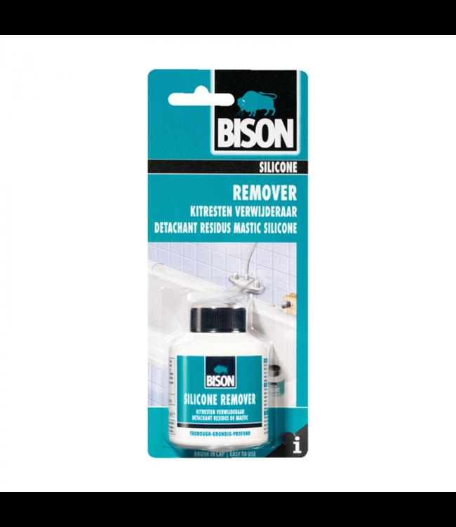 Bison Siliconekit Remover met kwast 100ml