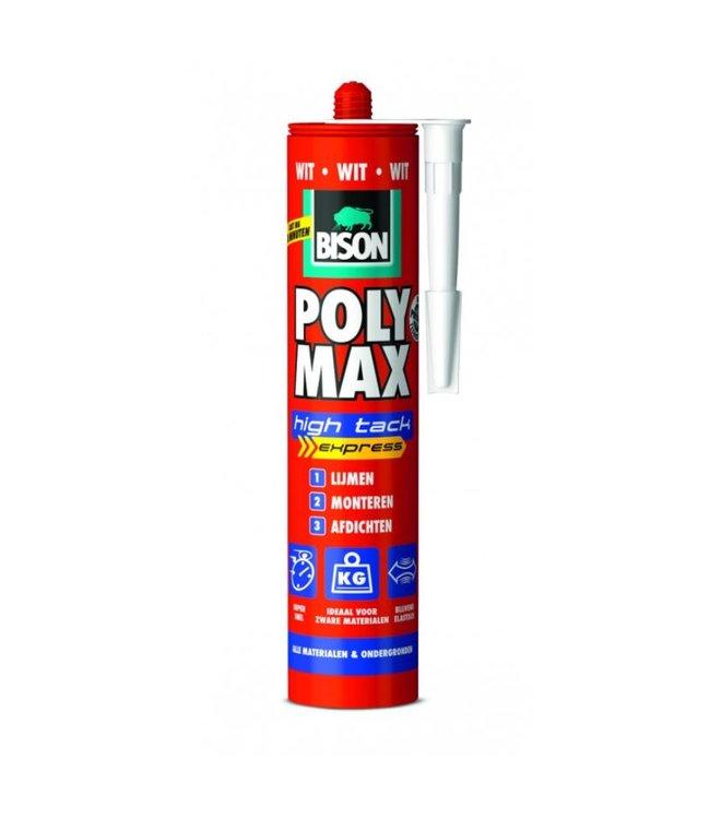Bison Polymax High Tack Express 425g Wit