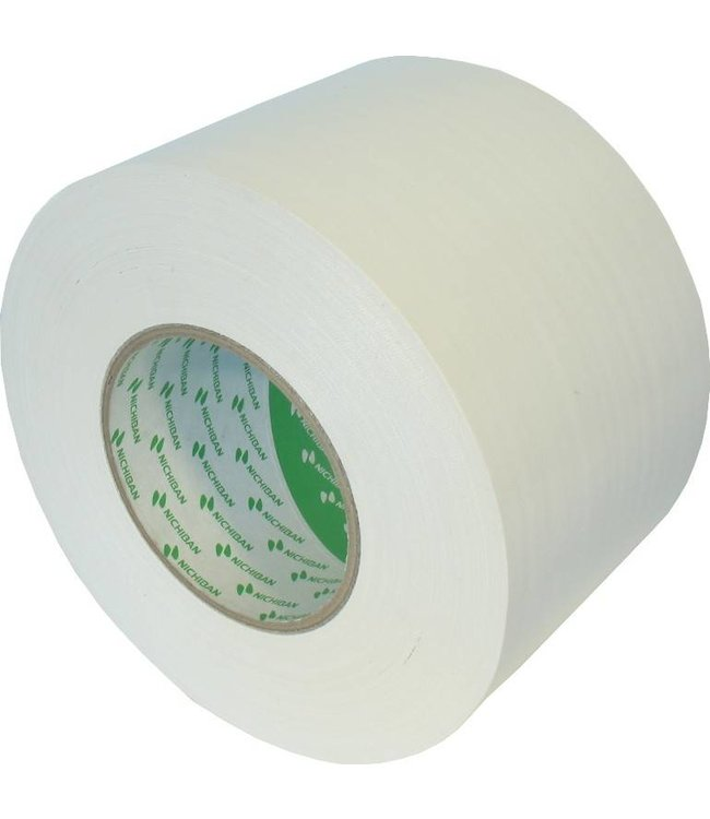 Nichiban Gaffa Tape 75mm x 50m Weiß
