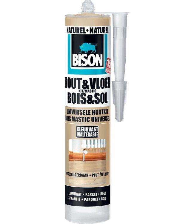Bison Hout & Vloer Kit Naturel 300ml