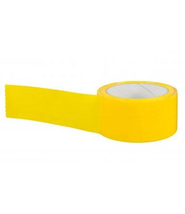 TD47 Verpackungsklebeband PP rauscharmer 50mm x 66m Yellow (Rollen 36)