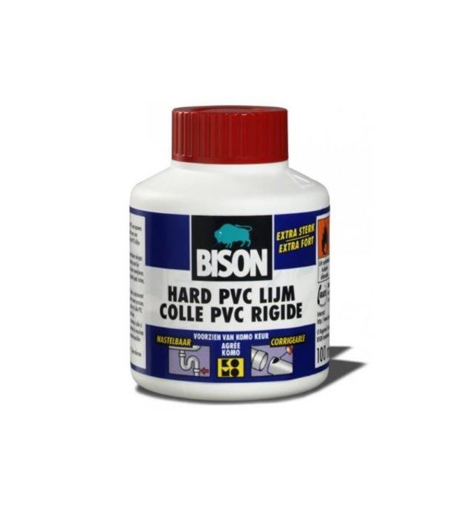 Bison Hard PVC lijm - 100ml.
