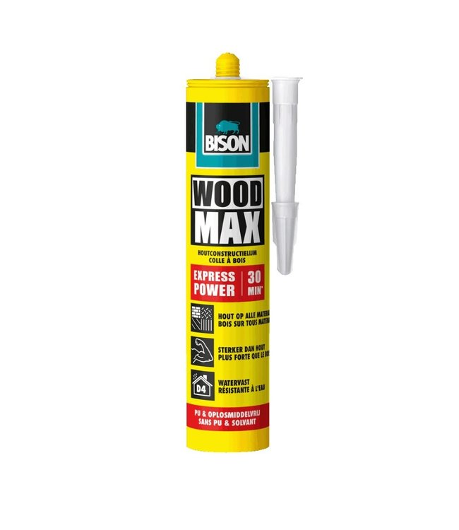 Bison MAX® WOOD EXPRESS 380G ENERGIE