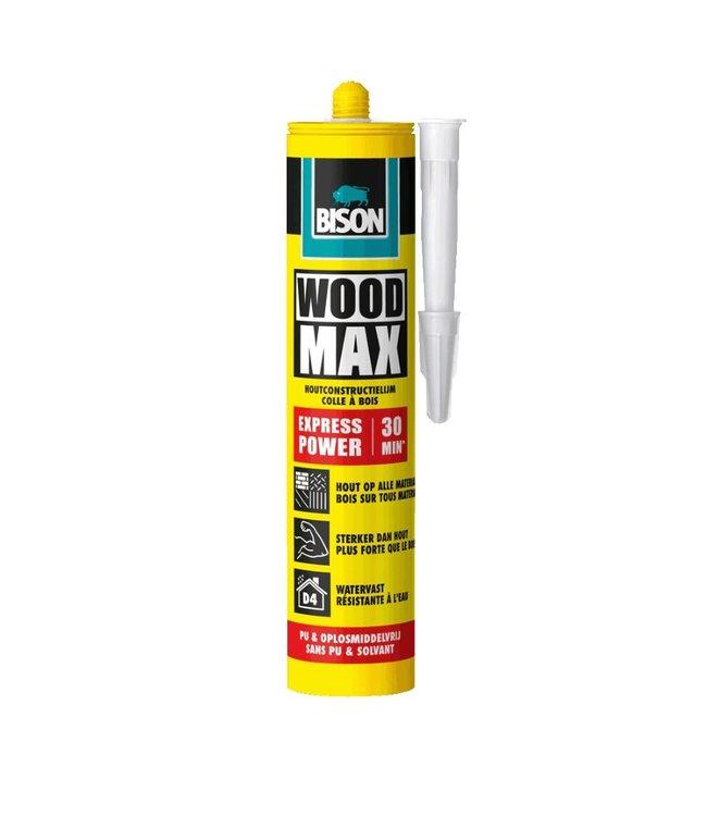 Bison WOOD MAX® EXPRESS POWER 380g