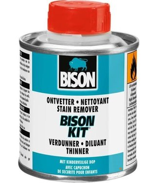Bison Bison Kit® Ontvetter/Verdunner 250ml