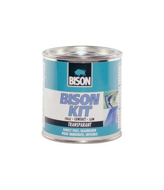 Bison Kit de bison Contact Colle Transparent 250ml