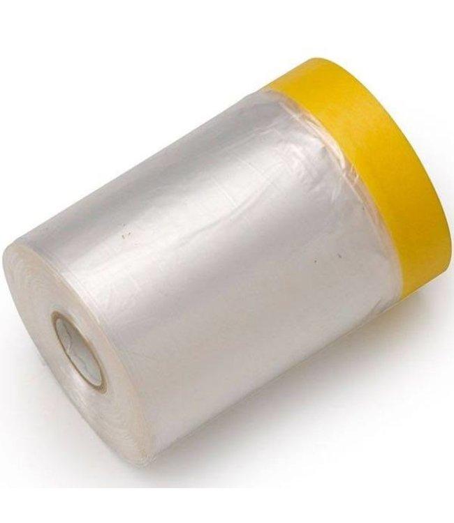 Lack Masking Tape Gold-ProGold mit Film 550mm x 33m