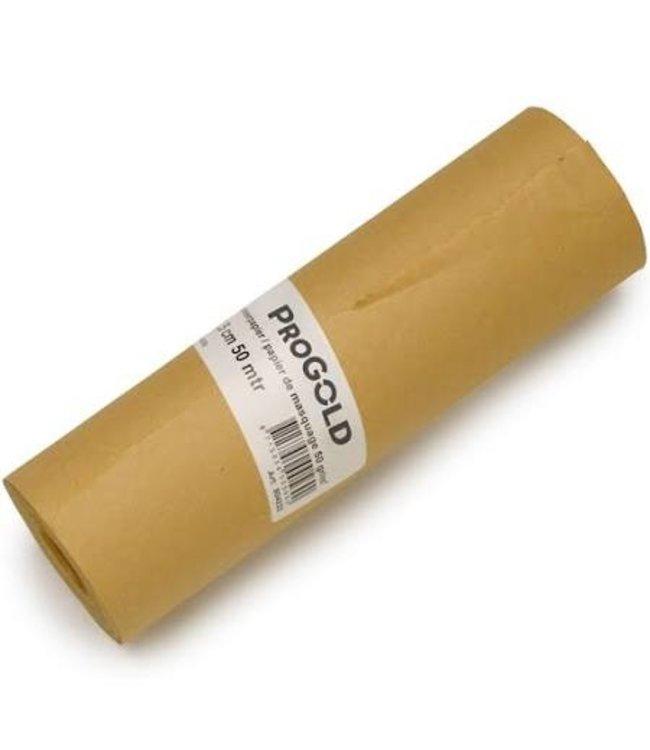 ProGold Maskeer papier 150mm x 50m