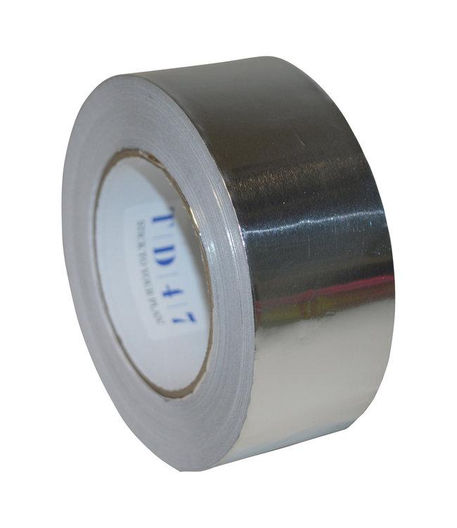 TD47 Aluminium Tape 50mm x 50m (40um)