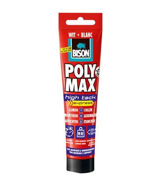 Bison Bison Polymax High Tack Express 165g blanc