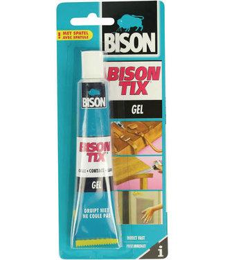 Bison Bison Tix Contact Lijm 50ml Gel