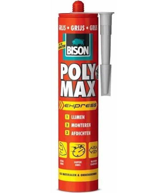 Bison Polymax Express Kit 425g Grijs