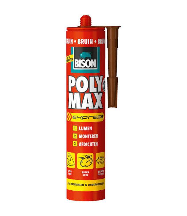 Bison Polymax Express Kit 425g Brown