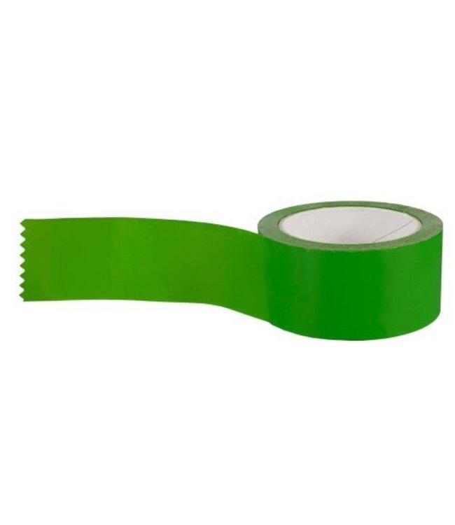 TD47 Verpackungsband PP geringes Rauschen 50mm x 66m Grün