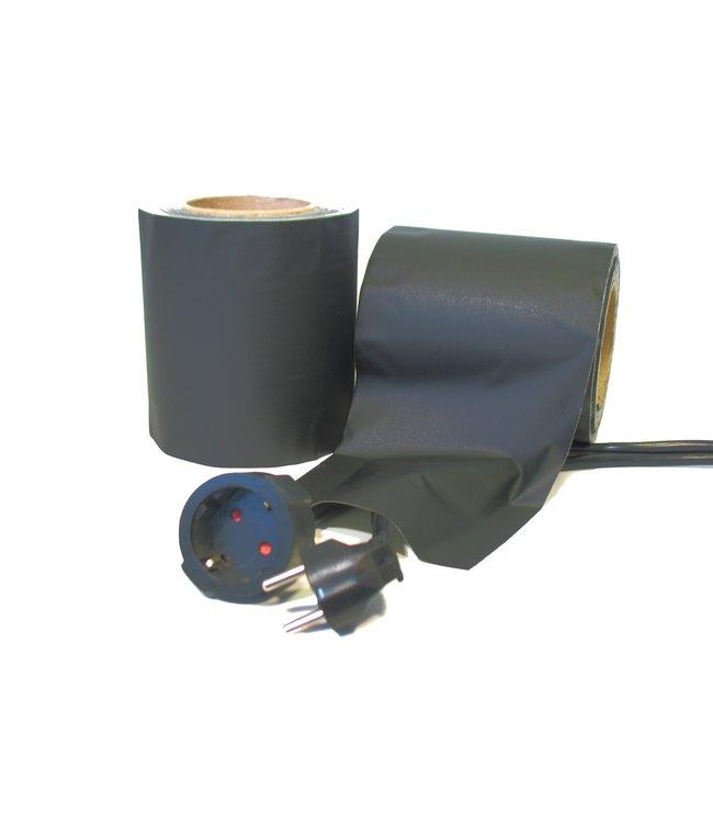 TD47 Kabel Isolierband 145mm x 30m Mattschwarz