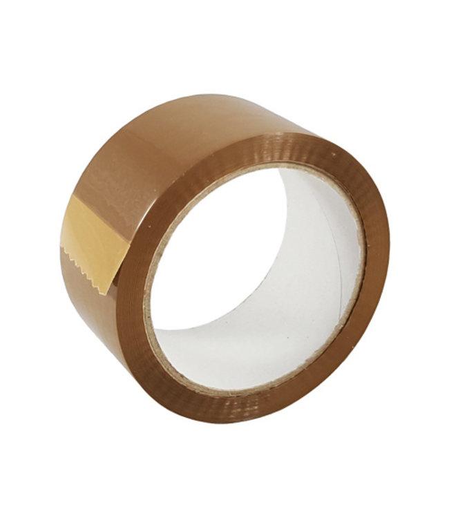 TD47 Verpackungsband PVC 50mm x 66m Brown
