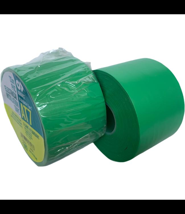 Advance AT7 PVC tape 50mm x 33m Groen