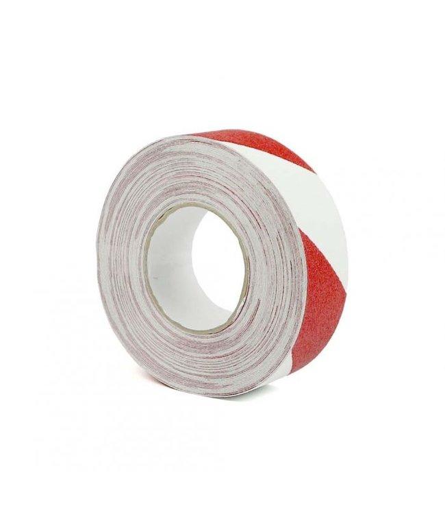 TD47 Products TD47 Antislip tape 50mm x 18,3m Rood/Wit