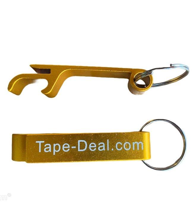 Tape-Deal Flesopener Sleutelhanger