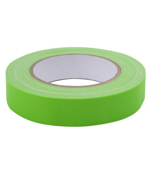 TD47 Gaffa Tape 25mm x 25m Fluor Groen