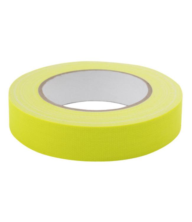 TD47 Gaffa Tape 25mm x 25m Fluor Geel