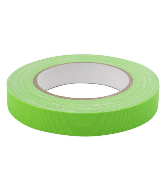 TD47 Gaffa Tape 19mm x 25m Fluor Groen