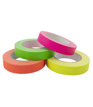 TD47 Products TD47 Gaffa Tape Fluoro Deal (4 rollen / 19mm)