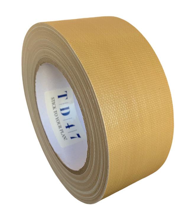 TD47 Gaffa Tape 50mm x 25m Beige