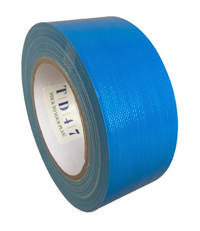 TD47 Gaffa Tape 50mm x 25m Hellblau