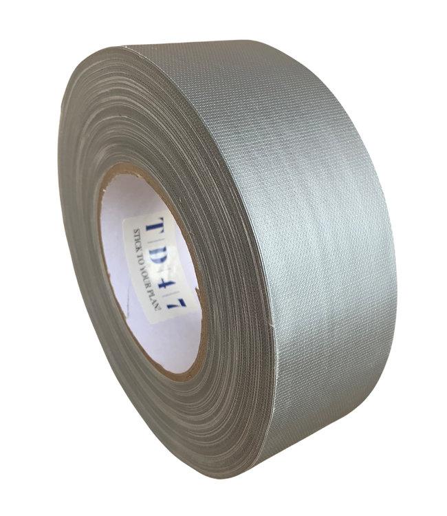 TD47 Gaffa Tape 50mm x 50m Matt Grau