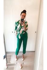 Body Elisabetta Franchi groen/roze