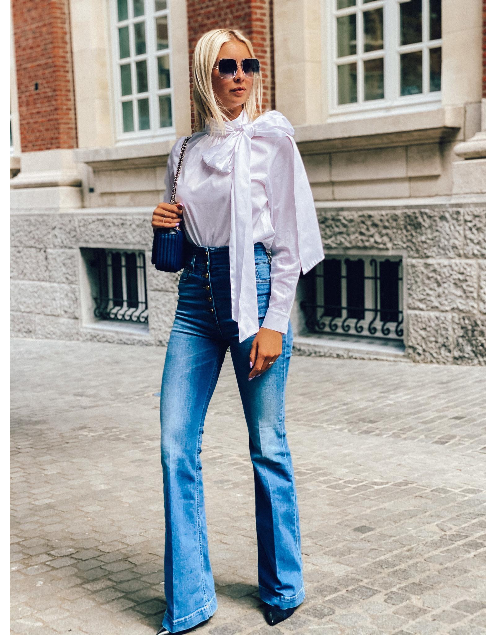 Jeans E. Franchi high waist