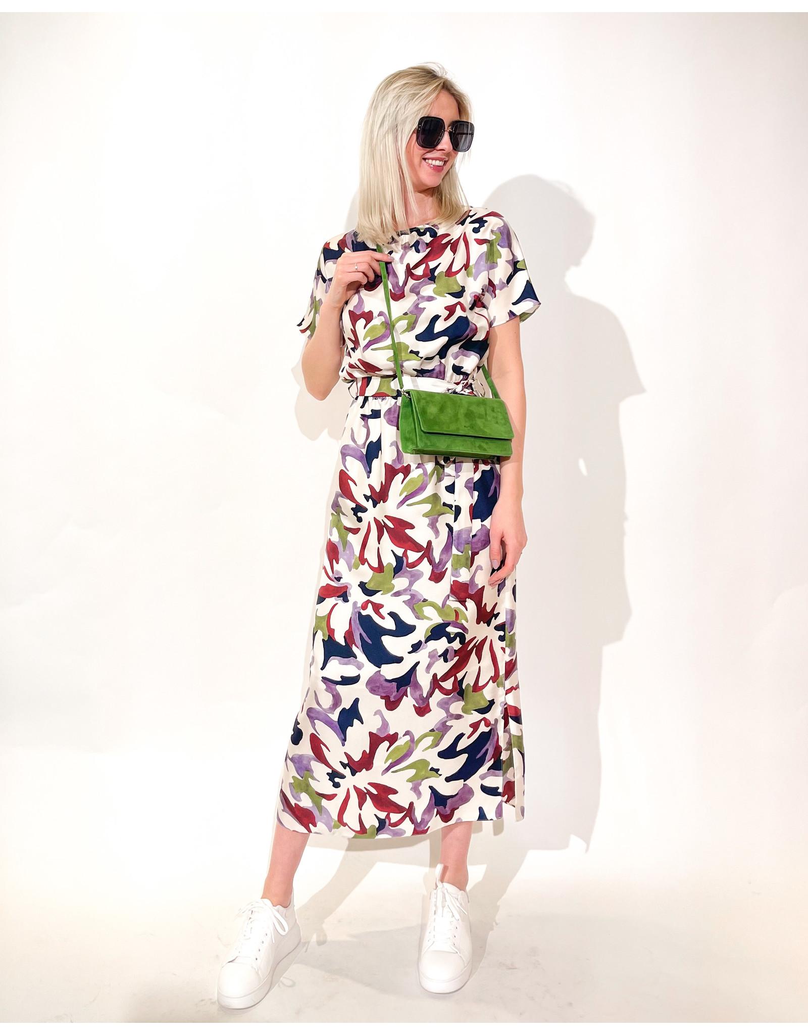 Natan Lang kleed Natan print lila