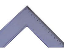 Set driehoeken 30cm