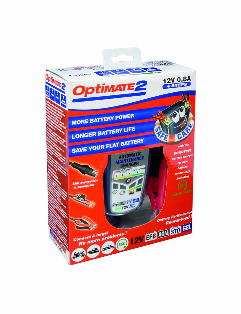 OptiMate 2  - Battery Charger 12V