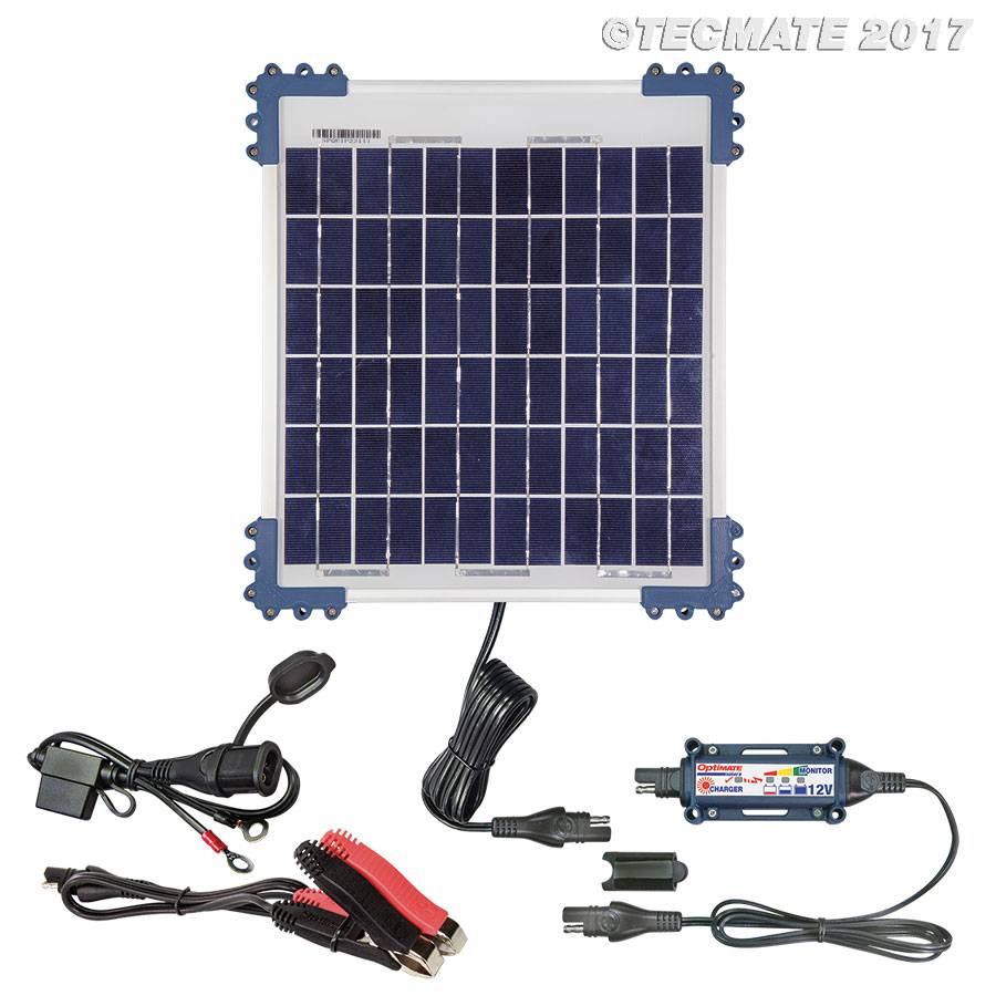 Acculader Solar 10W