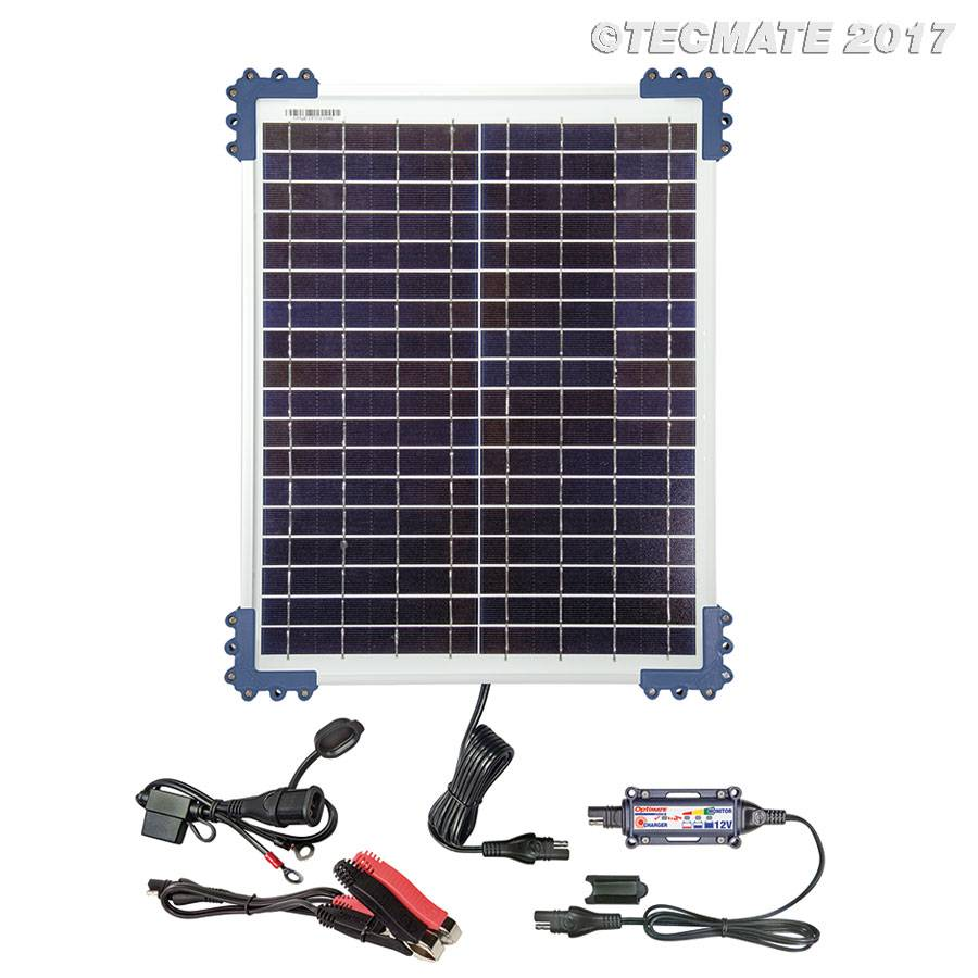 OptiMate Solar 20W - Battery Charger