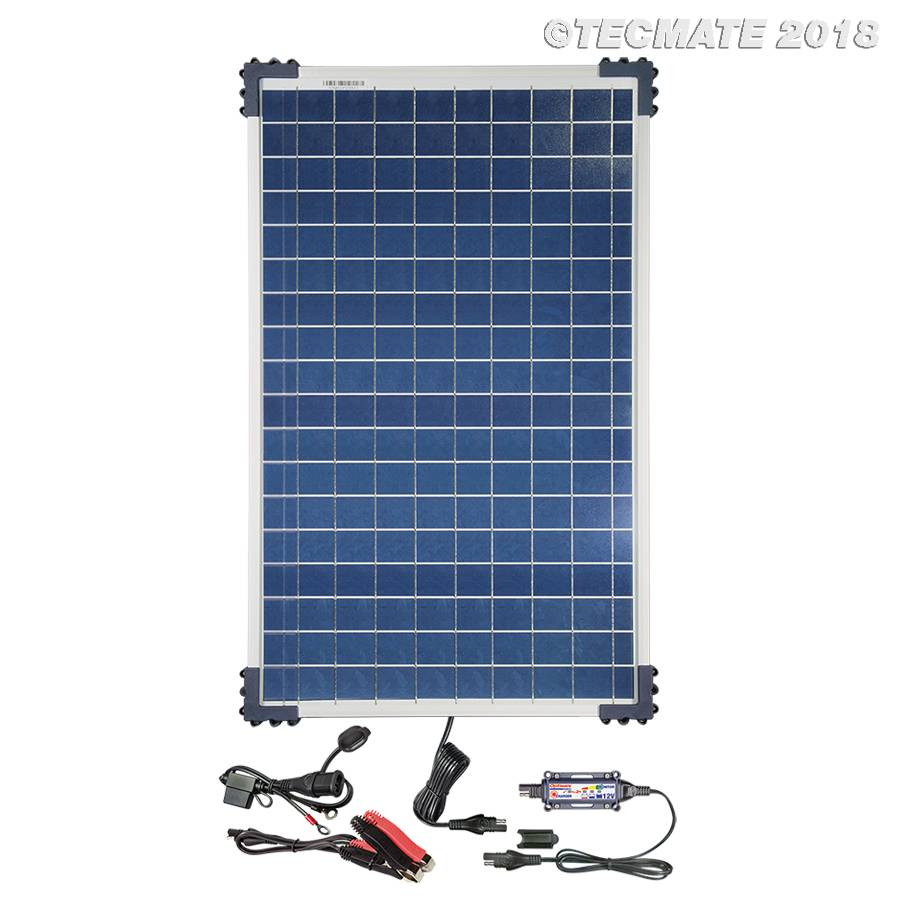 Battery Charger Solar 40W